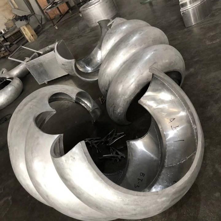 双曲面造型铝板