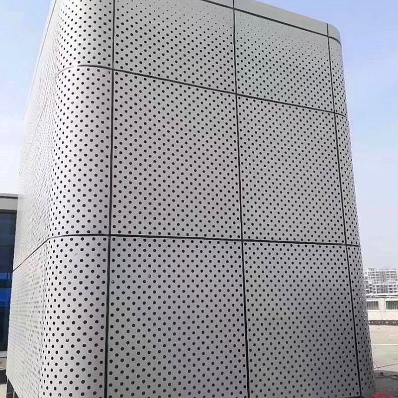 穿孔铝板的吸音原理是什么